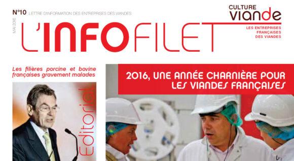 2016, une année charnière pour les viandes françaises