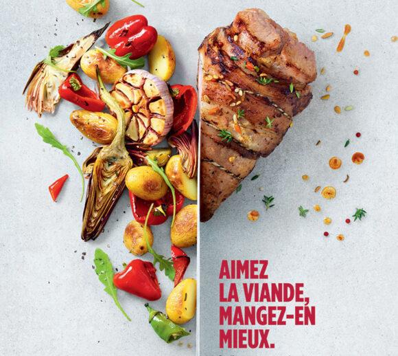 « Aimez la viande, mangez-en mieux»: un Manifesto pour la filière élevage & viande